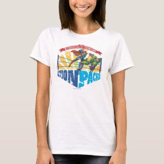 T-shirt Arène d'épreuve de force de métropole