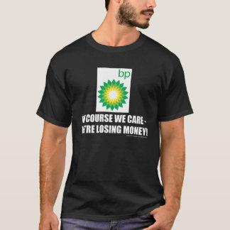 T-shirt Argent de BP (couleurs foncées)