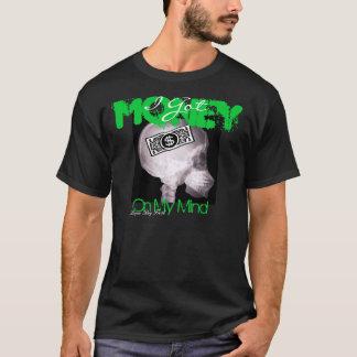 T-shirt Argent sur ma pièce en t d'esprit