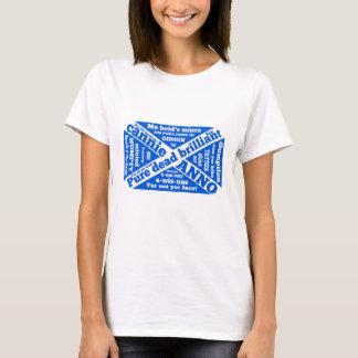 T-shirt Argot et expressions écossais