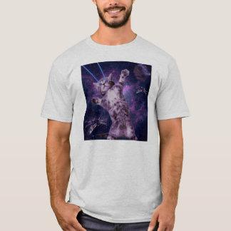 T-shirt Armada de Lazer de chaton