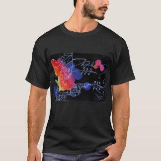 T-shirt Arme à feu d'amour