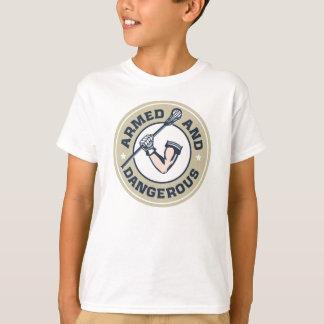 T-shirt Armé et dangereux