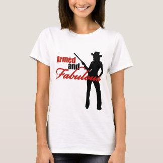 T-shirt Armé et fabuleux