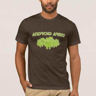 T-shirt Armée androïde