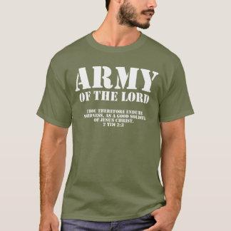 T-shirt Armée du seigneur