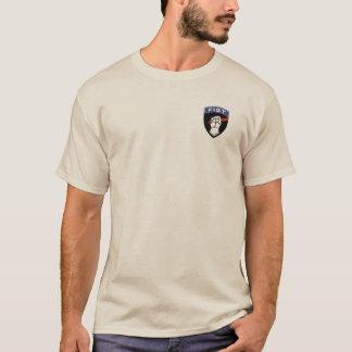 T-shirt Armée, observateur en avant, POING