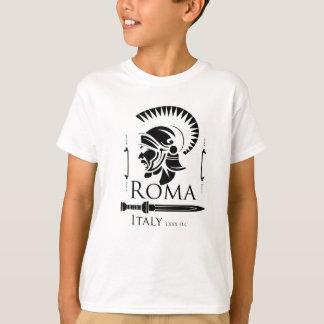 T-shirt Armée romaine - légionnaire avec Gladio