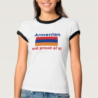 T-shirt Arménien fier