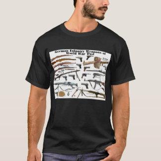T-shirt Armes allemandes d'infanterie de 2ÈME GUERRE