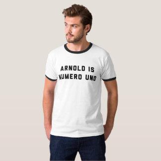 T-shirt Arnold est haltérophilie de l'ONU de Numero