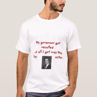 T-shirt Arnold Schwarzenegger