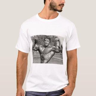T-shirt Arnold vient