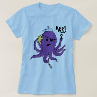 T-shirt ARR ! Poulpe