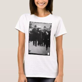 T-shirt Arrestation d'une suffragette à Londres Angleterre