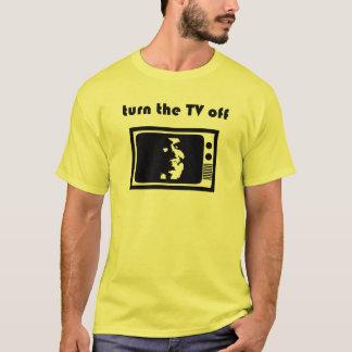 T-shirt Arrêtez la TV