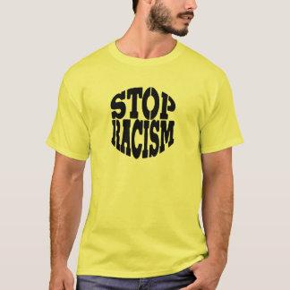 T-shirt Arrêtez le racisme