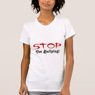 T-shirt Arrêtez l'intimidation !