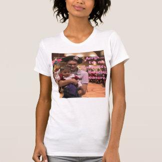 T-shirt Arrgh… je suis moi le trésor bestest du mari