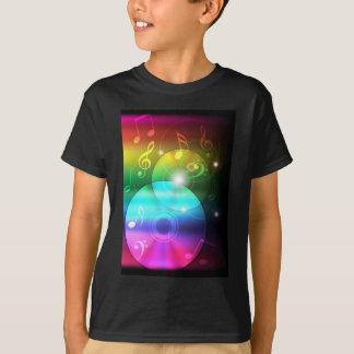 T-shirt Arrière - plan de partie