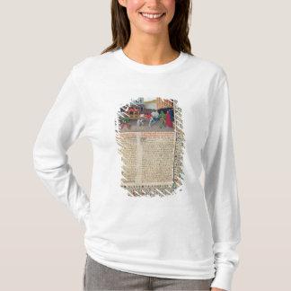 T-shirt Arrivée d'empereur Charles IV