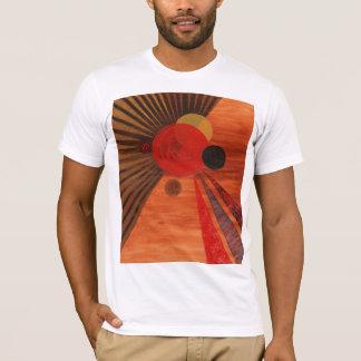 T-shirt Art abstrait de Kandinsky