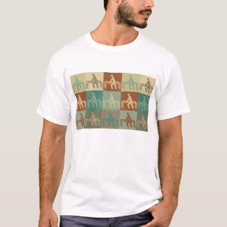 T-shirt Art de bruit de physiothérapie