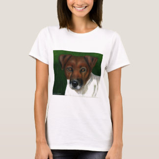 T-shirt Art de chien - Jack Russell Terrier - Otis