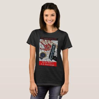 T-shirt Art de livre par K.D. Kromminga--Apparition, Sin