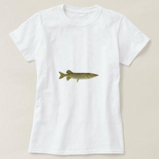 T-shirt Art de Pike du nord