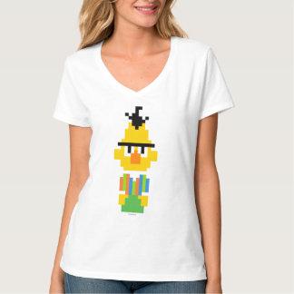 T-shirt Art de pixel de Bert