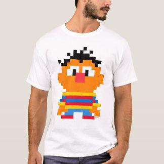 T-shirt Art de pixel d'Ernie