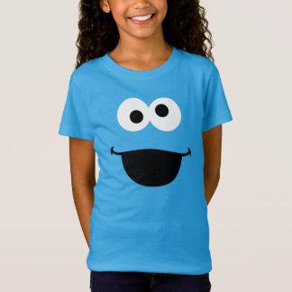 T-Shirt Art de visage de biscuit