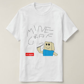 T-shirt Art de voie de Minecraf