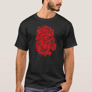 T-shirt ART D'EDDIE ANDERSON : Grrroar