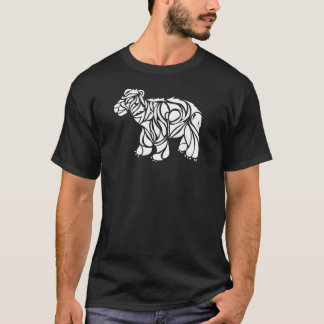 T-SHIRT ART D'EDDIE ANDERSON : OURS