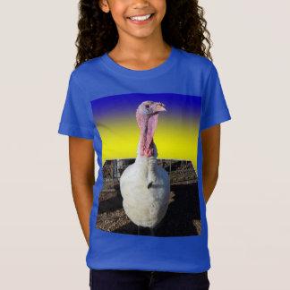 T-Shirt Art dimensionnel de Popout de la Turquie,