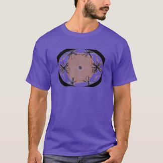 T-shirt Art géométrique ovale de Graphiic