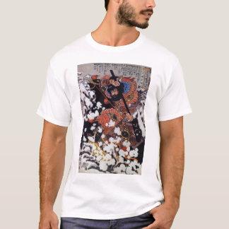 T-shirt Art japonais vintage