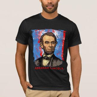 T-shirt Art magnifique d'Abraham Lincoln