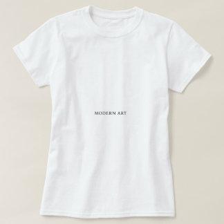 T-shirt Art moderne