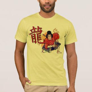 T-shirt Art populaire japonais d'acteur de Kabuki