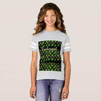T-shirt art vert