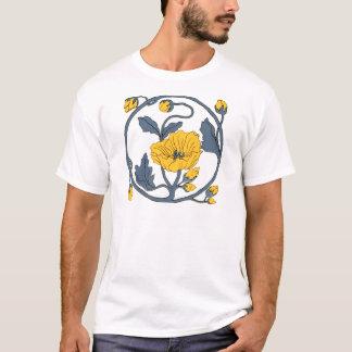 T-shirt Art vintage Nouveau d'arts et de métiers de