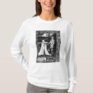 T-shirt Arthur et le manteau étrange