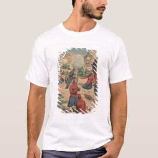 T-shirt Artilleurs marocains