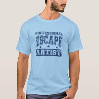 T-shirt Artiste d'évasion professionnel