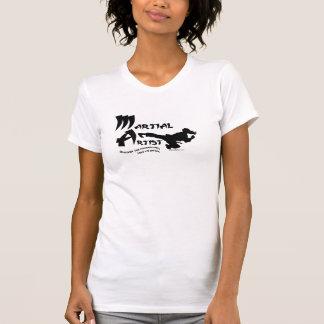 T-shirt Artiste martial