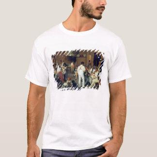 T-shirt Artistes danois à la La Gonsola, Rome, 18