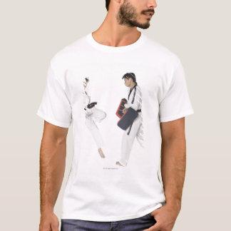T-shirt Arts martiaux de enseignement d'instructeur